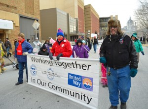 March with us in the Winter Carnival parade